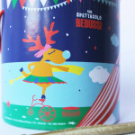 Bedussi - Il Natale, packaging