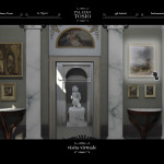 Palazzo Tosio, virtual museum website