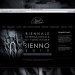 Biennale di Bienno, website