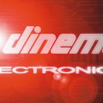 Dinema Electronics, visual idenity