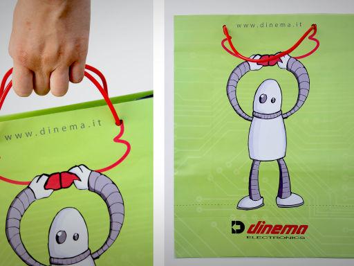 Dinema Electronics, shopper