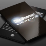 Dinema Lighting, stationery