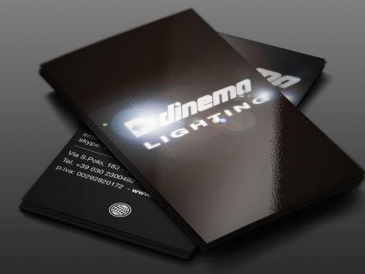 Dinema Lighting, identity