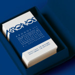 Kronos, business card