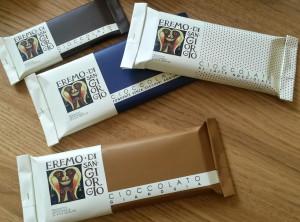 Eremo del Garda, chocolates