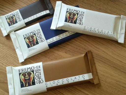 Eremo del Garda, cioccolata
