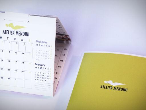 Atelier Mendini, calendar