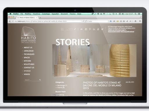 Habito, web