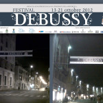 Festival Debussy, affissioni