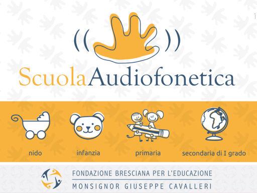 Scuola Audiofonetica